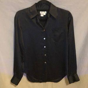 Ann Taylor Tops - Ann Taylor Silk Shirt